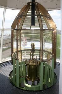 Optiek hoge licht Hoek van Holland uit 1894