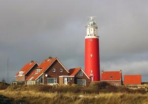De vuurtoren van Eierland (Texel)