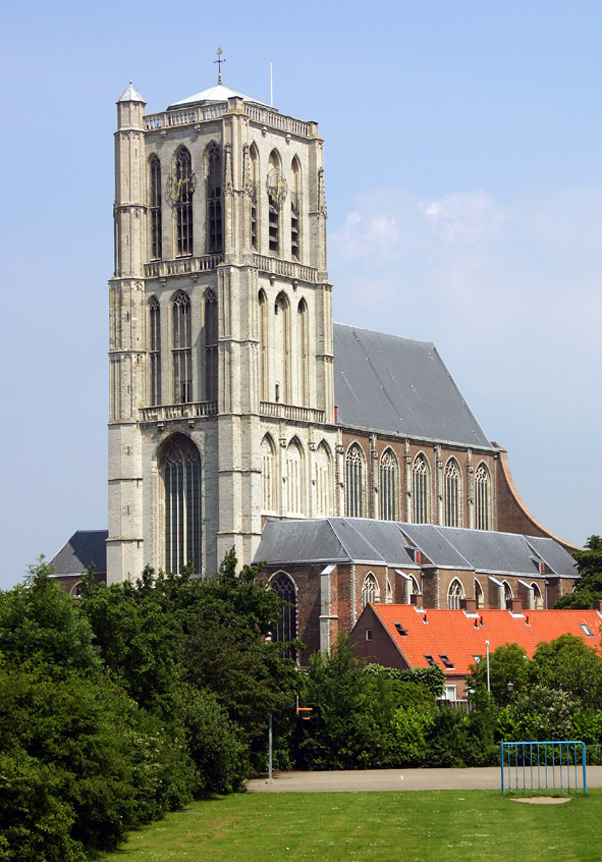 Brielle / Sint-Catharijnekerk