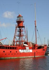 Den Helder / Lichtschip 10, Texel