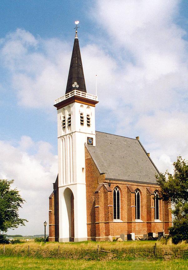 Texel / Kerktoren Den Hoorn