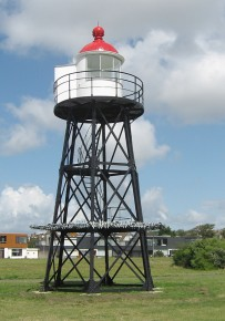 Hoek van Holland / Hoge Licht uitgaande lijn