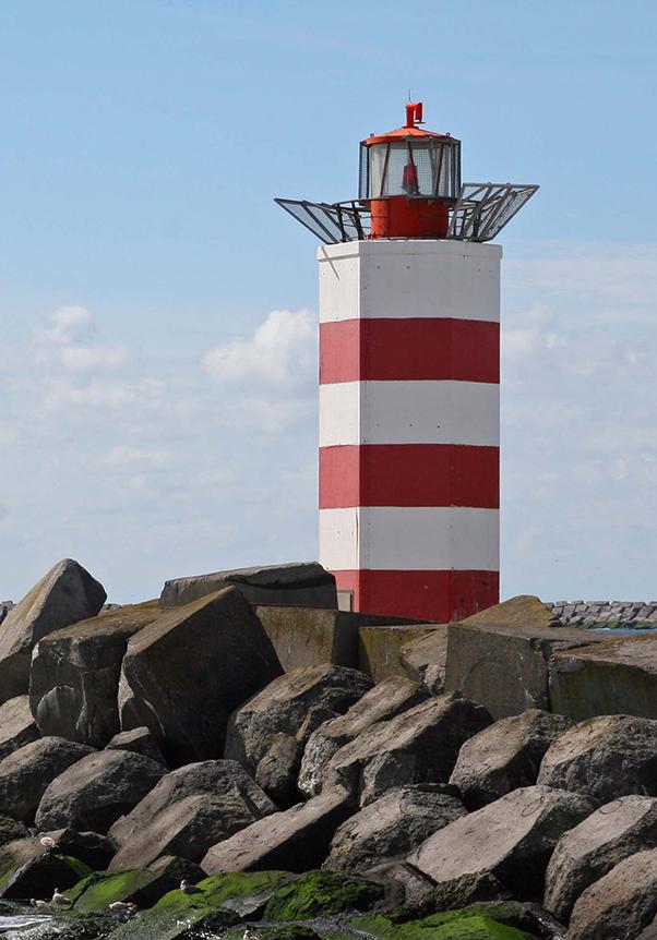 IJmuiden / Nieuwe Noorderhoofd