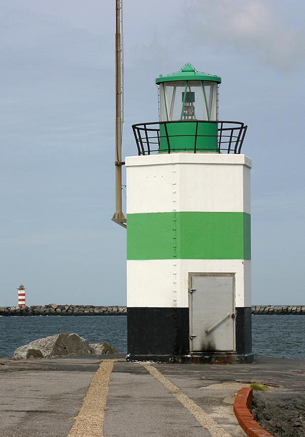 IJmuiden / Oude Zuiderhoofd