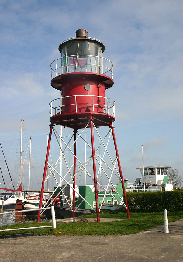 Monnickendam / Lichttoren lichtschip 9