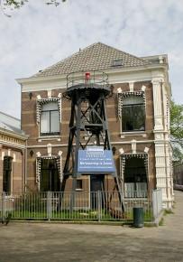 Scheveningen / Oude Zuiderhoofd (replica)