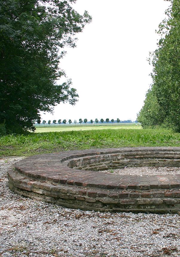 Schokland / Ens, Fundament Derde Toren